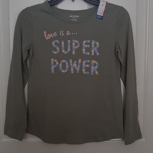 Kids shirt long sleeves  New with tag